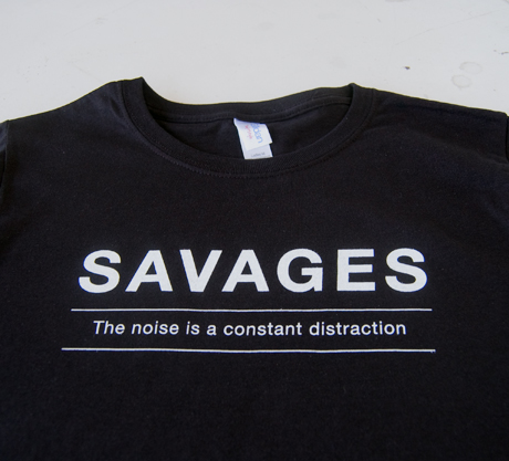 TheCBP.com - Savages Merch Assortment - Noise Zoom Shot