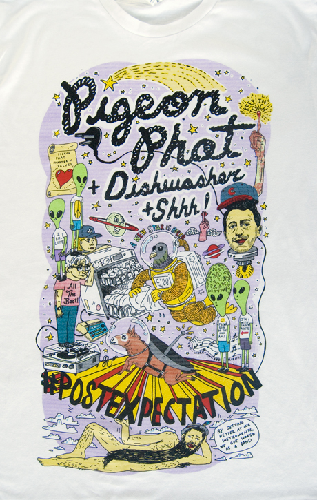 TheCBP.com - Pigeon Phat '#postexpectation' artwork zoom image