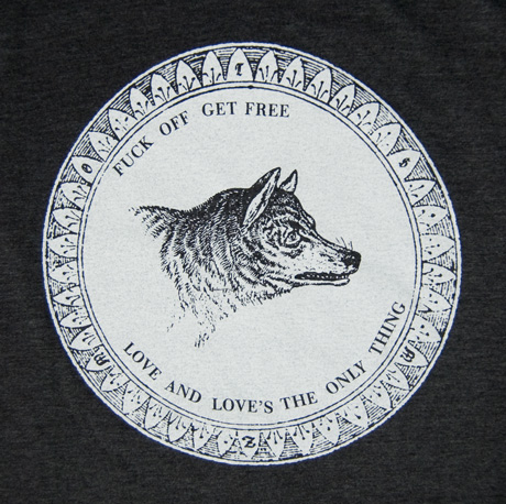 "TheCBP.com - Thee Silver Mt.Zion ""Love and Love's the Only Thing"" Tshirt Zoom Image"