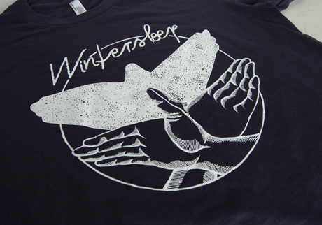 TheCBP.com - Wintersleep 'Hands' t-shirt zoom image